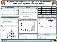Polyclonal immunoglobulin free light chain