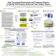 High throughput bioinformatic and proteomic