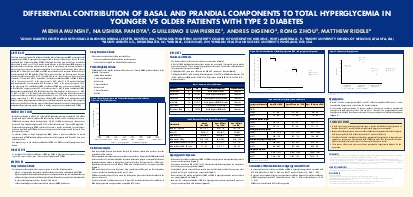 Differential contribution of basal and